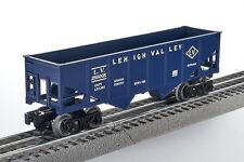Lot 4222 Lionel Lehigh Valley Entonnoir voiture, bleu (HOPPER CAR, Blue) - piste 0