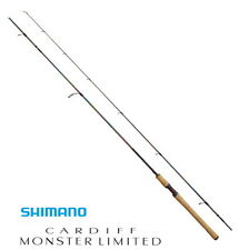 Shimano CARDIFF MONSTER LIMITED DP73M Spinning Rod for Trout