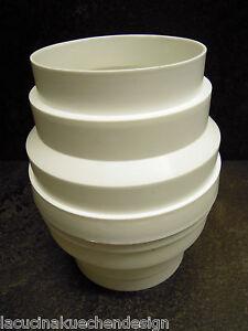 LA CUCINA Kondenswassersammler NW125 Rundrohr Ablufttechnik für Dunstabzug Küche