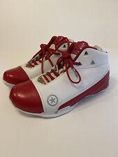 Converse Dwyane Wade 1.3 White Red Size 9.5