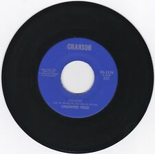 NORTHERN SOUL 45RPM - UNLIMITED FOUR ON CHANSON - RARE!