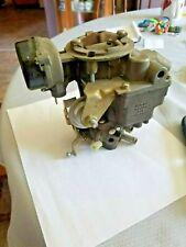 Carter Single barrel Carburator 78 ford mustang falcoln 170 engine manual