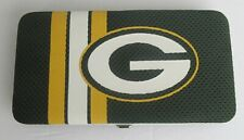 New listing NEW Women's Green Bay Packers NFL Mesh Shell Wallet