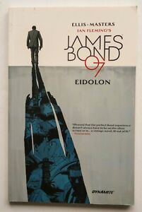 Ian Fleming's James Bond In Eidolon Dynamite Graphic Novel Comic Book