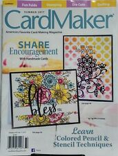 Card Maker Summer 2017 Share Encouragement With Handmade Cards FREE SHIPPING sb