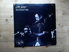 Al Grey feat. Arnett Cobb Very Good Vinyl LP Record Album 33.143