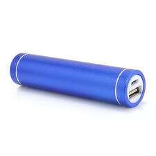 2600mAh Portable External USB Power Bank Box Battery Charger For Mobile Phone CN