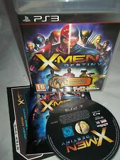 Sony Playstation 3 PS3 Console Game - X-Men Destiny