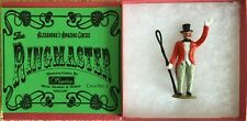 Circus Figure - Ringmaster recast boxed & painted, Charbens,Britains,Crescent