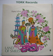 SOC 242/3 - LEHAR - Land Of Smiles *SIGNED BY GEDDA* - Ex Con Double LP Record