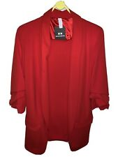 Missy Empire Red Suit Size 8 BRAND NEW With Tags
