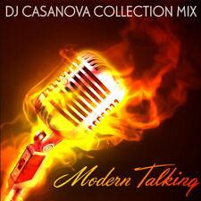 @YS570A - MODERN TALKING - DJ Casanova Collection Mix  /1CD (BLUE SYSTEM)