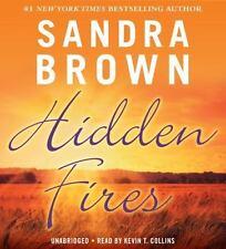 Hidden Fires by Sandra Brown (2014, CD, Unabridged)