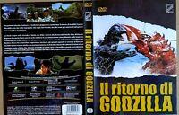 IL RITORNO DI GODZILLA (1966) un film di Jun Fukuda - DVD OTTIMO STATO - STORM