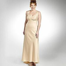 Dry-clean Only Formal Solid Plus Size Dresses for Women
