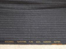 GUILDHALL Superfine Pura Lana Worsted Suiting Tessuto