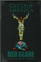 Captain America Red Glare  Marvel Hardcover  Kubert  HC  Sealed