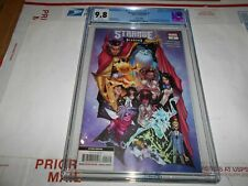 STRANGE ACADEMY #1 CGC 9.8  2ND PRINTING (COMBINED SHIPPING AVAILABLE)