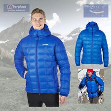 Zip Hooded Raincoats Down Coats & Jackets for Men
