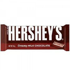 Hershey's Milk Chocolate Bar 43g US Import