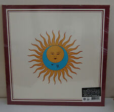 KING CRIMSON - LARK'S TONGUES IN ASPIC: 200 GR VINYL 2013 ROBERT FRIPP MASTERING