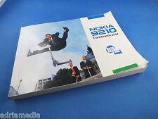 Original Nokia 9210 Communicator Bedienungsanleitung Buch Deutsch Anleitung Deut