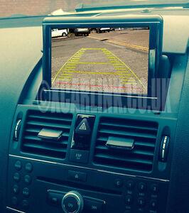 Mercedes NTG4 W204 W212 Multimedia Rear Revers Camera Video Interface E/C Class