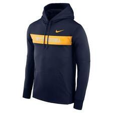 Nike West Virginia Mountainees Therma Hoodie Fleece Size Large