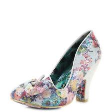 Irregular Choice Floral Heels for Women