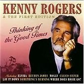 Thinking Of The Good Times, Kenny Rogers and the First Editi, Very Good CD