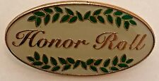 """Honor Roll"" Enamel Lapel Pins/ Wholesale Lot of 25/ALL NEW LINE!"