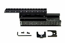Tactical 7.62x39 Series FreeFloat Quad Rail HandGuard Integrate System W/Rubber
