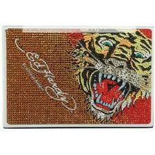 Ed Hardy Icing Tiger Medium Crystal Netbook Case NEW