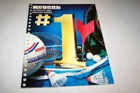 Vintage Catalog #625 - 1970s REGENT outdoor indoor sporting games catalog