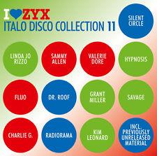 CD Zyx Italo Disco Collection 11  von Various Artists 3CDs