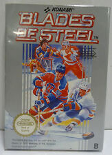 BLADES OF STEEL - NINTENDO NES - VERSION PAL B BOXED
