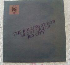 "ROLLING STONES ""BRIGHT LIGHTS BIG CITY"" MULTICOLOURED LP TRADE MARK QUALITY71075"