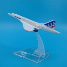 1:400 Scale 15CM CONCORDE France Airways Metal Alloy Model Plane Aircraft Model