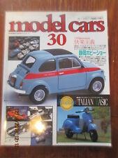 Diecast miniature model car Japanese Book MTECH Make Up LE MANS Kyosho Tamiya +