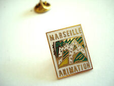 PINS LOGO MA MARSEILLE ANIMATION