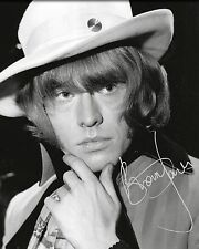 BRIAN JONES #2 (Rolling Stones) - 10X8 PRE PRINTED LAB QUALITY PHOTO PRINT