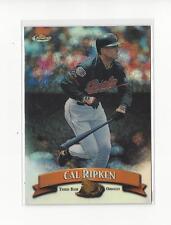 1998 Finest Refractor #135 Cal Ripken Orioles