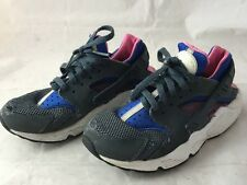 GIRLS LADIES NIKE AIR HUARACHE RUNNING SHOES TRAINERS SIZE UK4