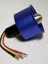 EDF 50mm KV4000 10 Blade B2040 Inrunner Motor for Electric RC Jets