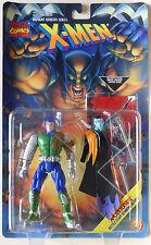 X-Cutionner + carte Maverick  X-Men Mutant Genesis Series  Marvel Toy Biz MOC