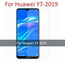 For Huawei Y7 2019 Tempered Glass Screen Guard Protector Premium Protection