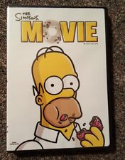 The Simpsons Movie (Widescreen Edition) [DVD, NEW]