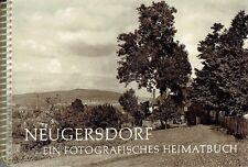 Schubert Neugersdorf Ein fotografisches Heimatbuch Lausitz 1957
