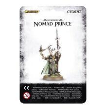 Warhammer Age of Sigmar: Wanderers Nomad Prince 92-10 GWS Plastic NIB
