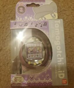 DAMAGED + DISCOLORED Tamagotchi iD Lovely Melody melody crown ver